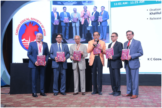 Releasing the annual CSI Update during inauguration