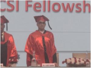 Dr Sarat Fellowship