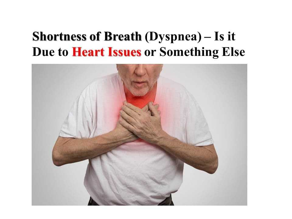 shortness of breath causes